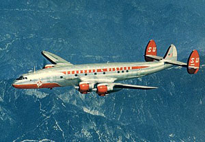 Seaboard World Airlines Lockheed Constellation