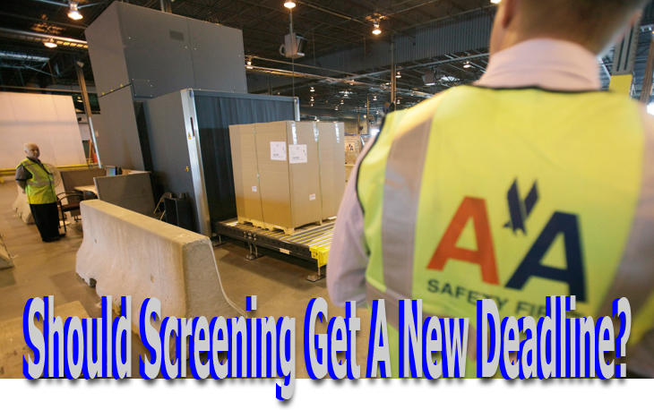 should screening get a new deadline