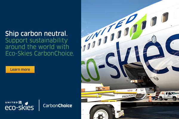 United Cargo EcoSkies Ad