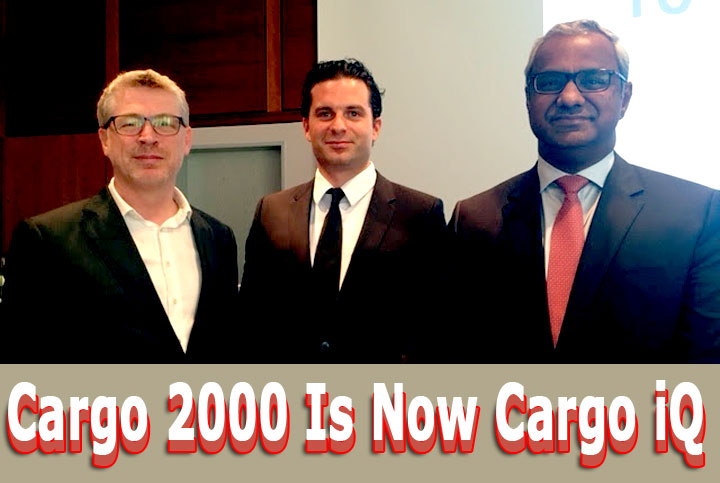 Cargo 2000 Is Now Cargo iQ