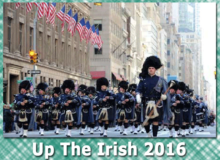 Up The Irish 2015