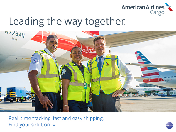 AA Cargo Leading The Way ad