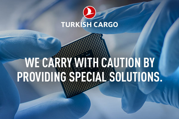 Turkish Cargo Special Solutions Ad