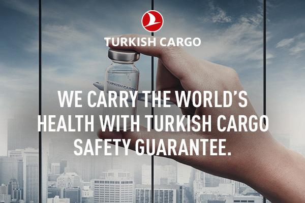 Turkish Cargo World Health ad
