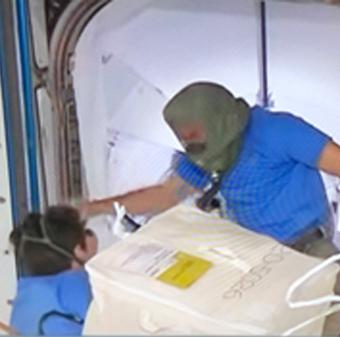 Space Cargo Unloading 4