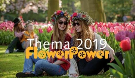 Flower Power Keukenhof