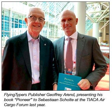 Geoffrey Arend and Sebastiaan Scholte