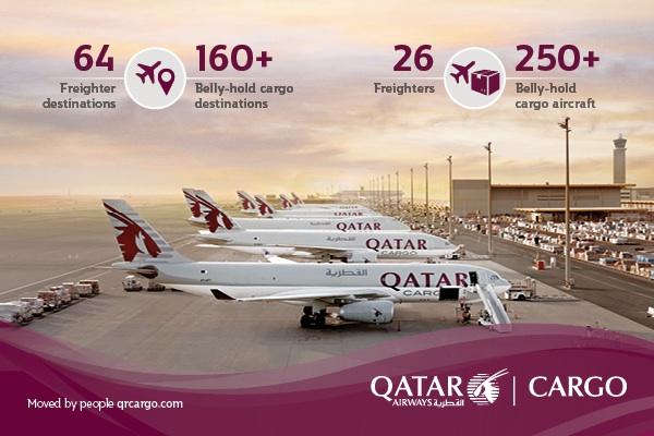 Qatar Cargo Ad