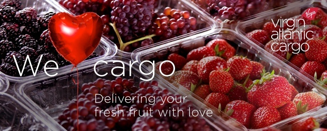 Virgin Cargo Fresh Fruit
